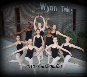 Youth Ballet 2012